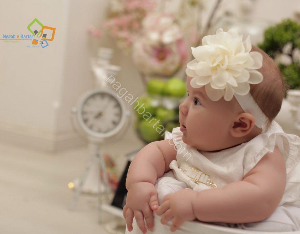 آتلیه نوزاد در غرب تهران