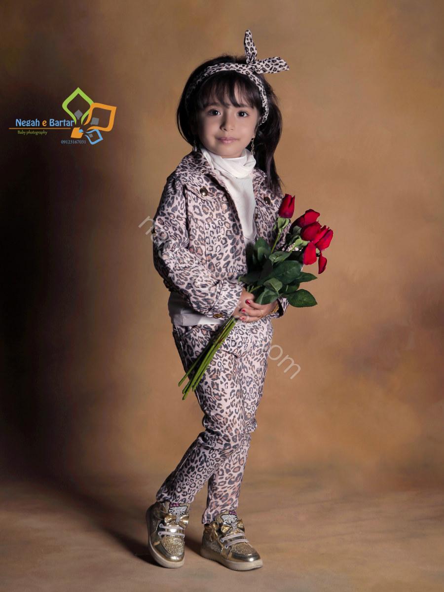 آتلیه کودک با لباس (1)