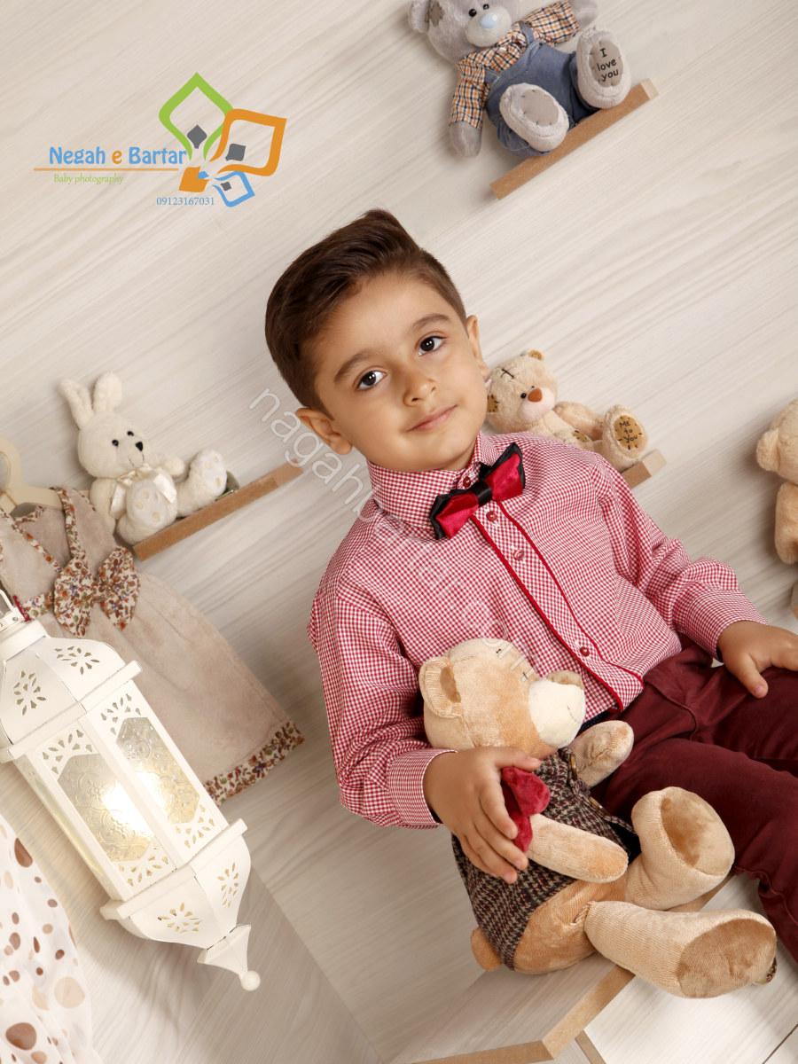 آتلیه کودک با لباس (7)