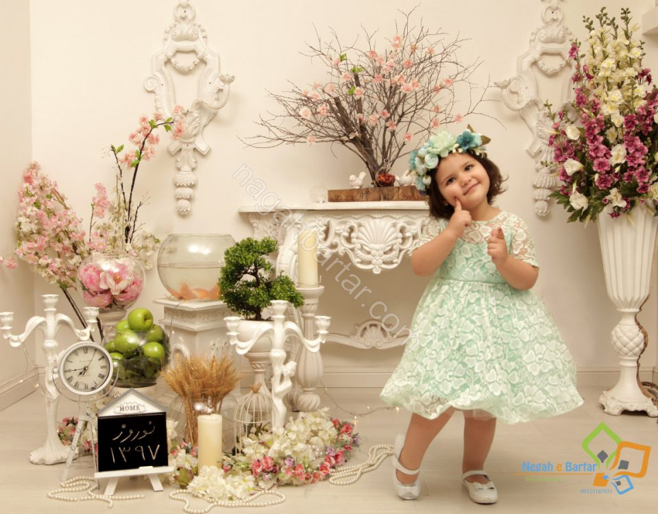 آتلیه کودک در غرب تهران