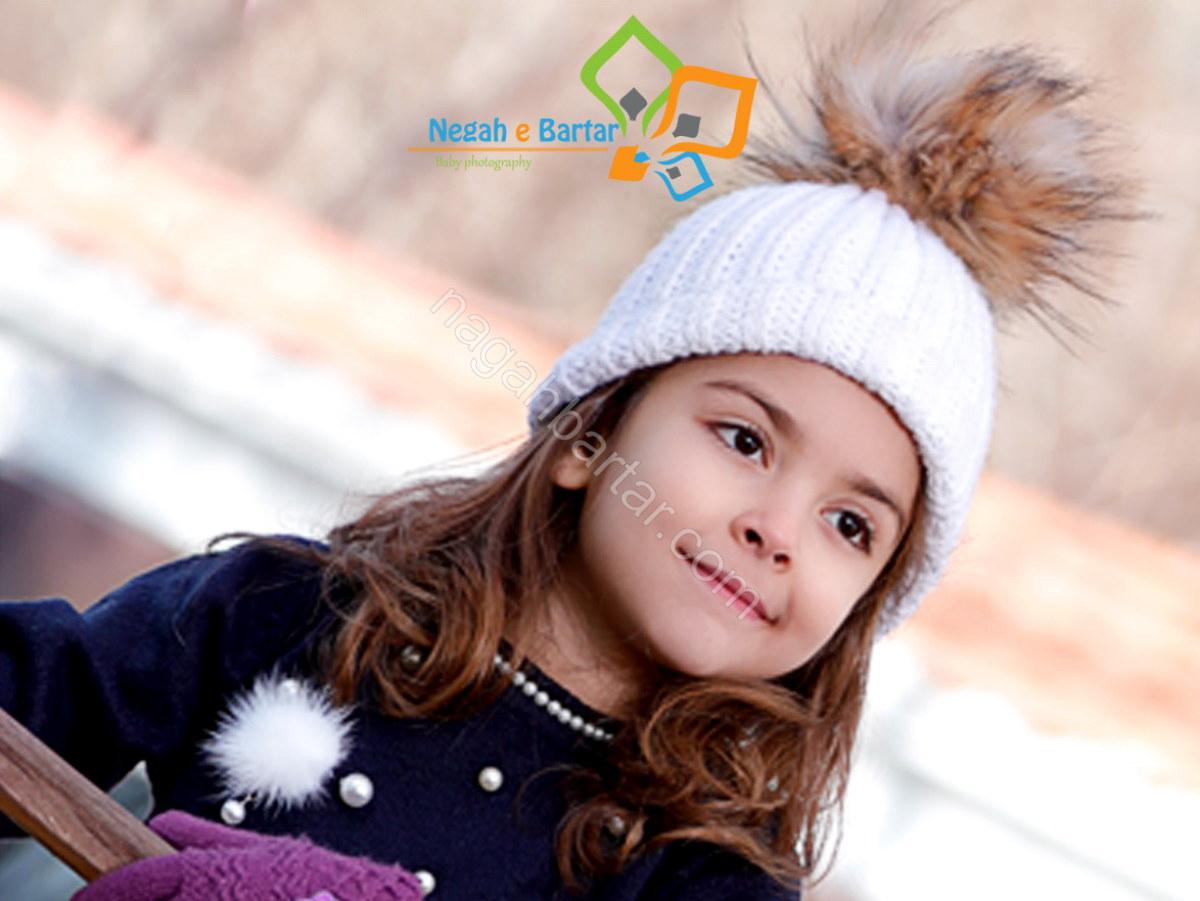 نمونه عکس کودک در فضای باز (4)