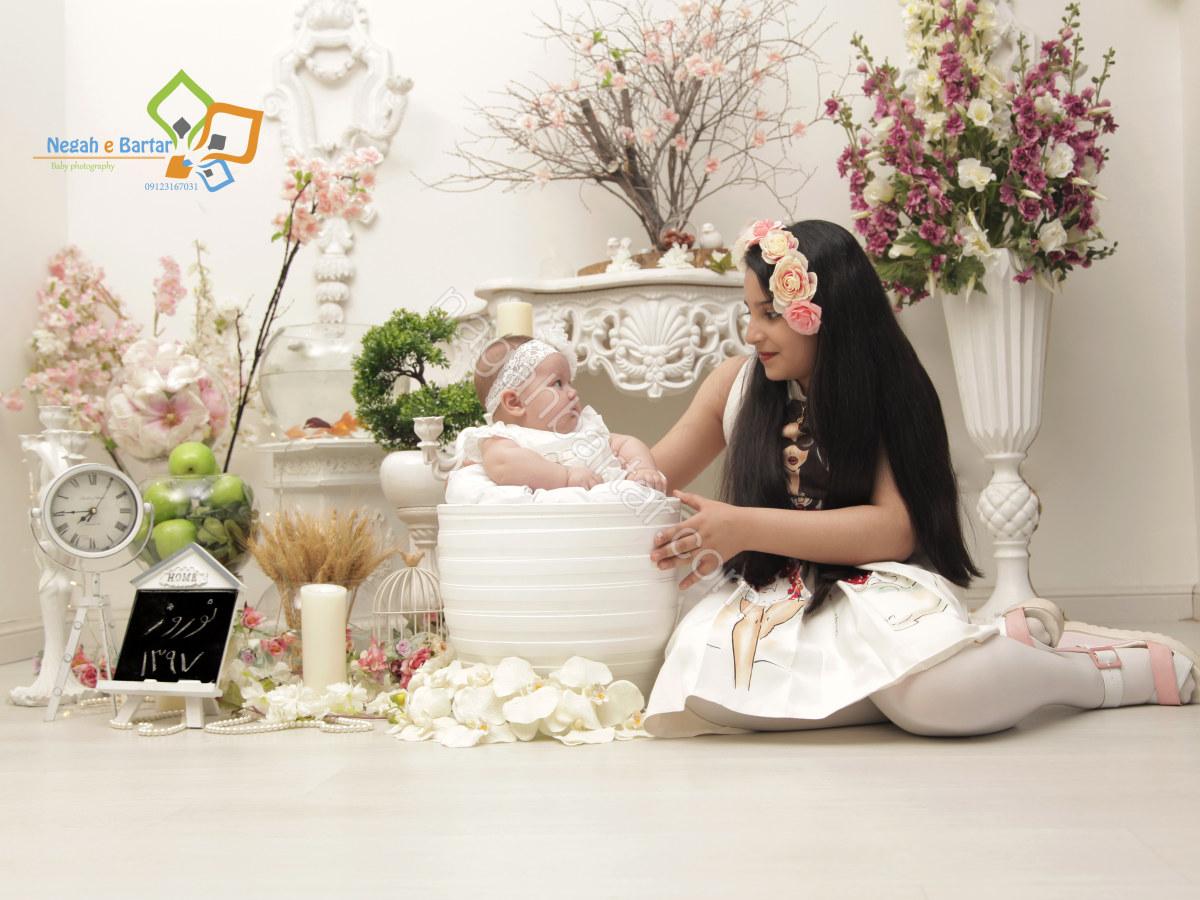 نمونه عکس کودک (5)