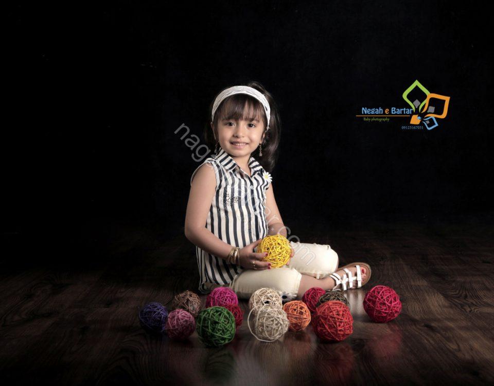 نمونه عکس کودک